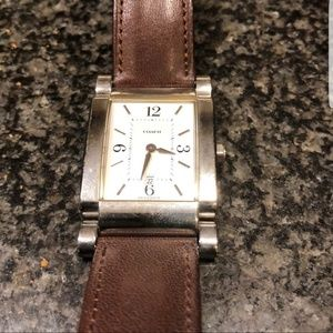 VTG Coach Watch